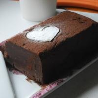 Marquise au chocolat et crème de marrons