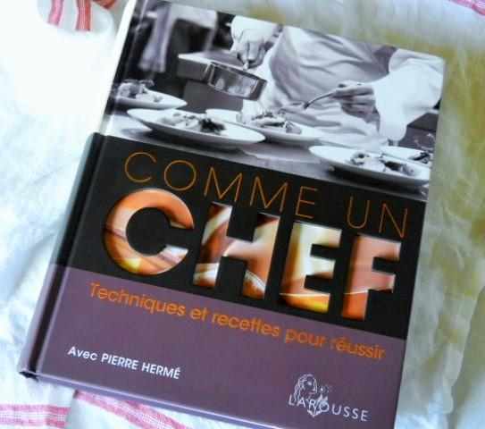 Comme un Chef éditions Larousse (livre decuisine)