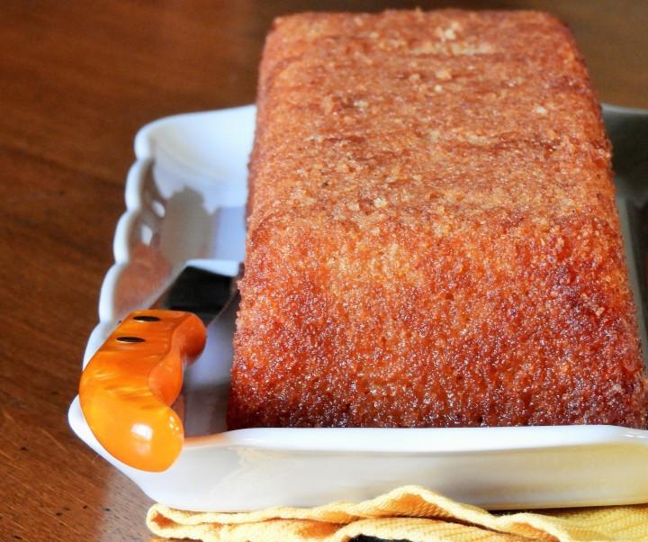 Cake marocain à l'orange de SophieDudemaine