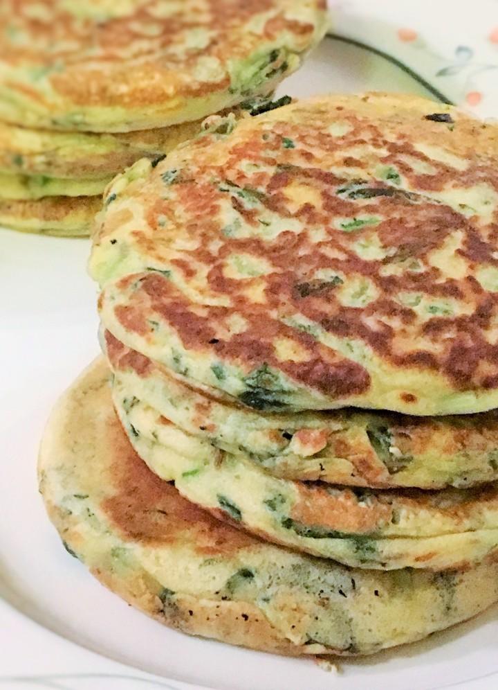 pancakes-verts-de-ottolenghi (2)