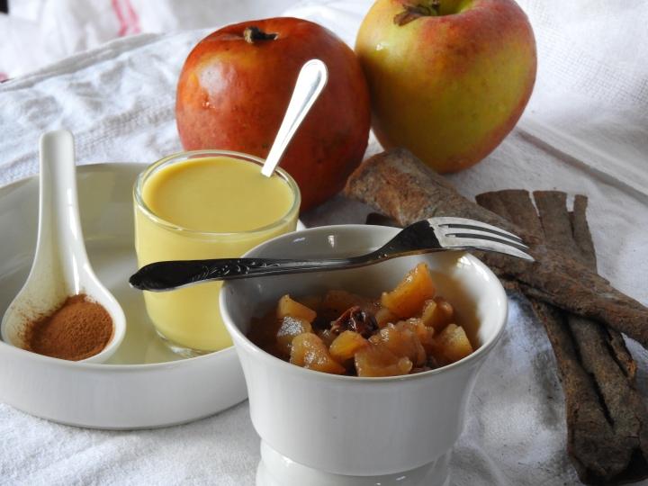Pommes au four cuites à l'étouffée