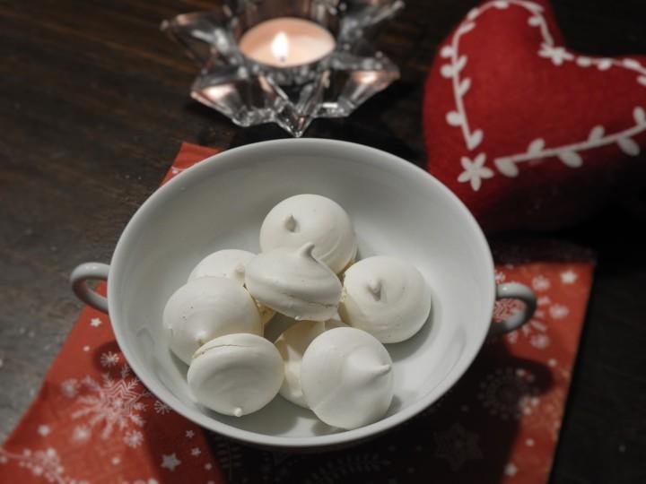 Mini meringues (à lafrançaise)