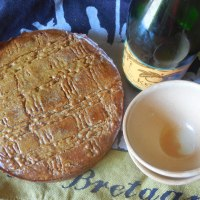 Gâteau breton au sarrasin