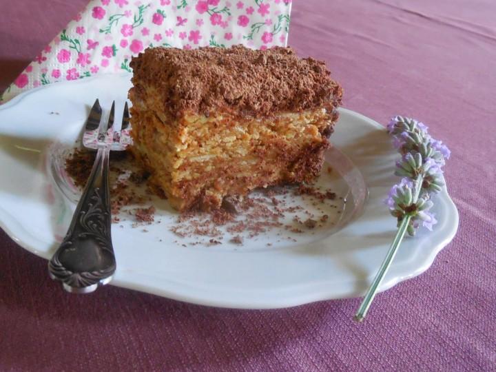 Gâteau (de mamie) aux Thé Brun, café etchocolat