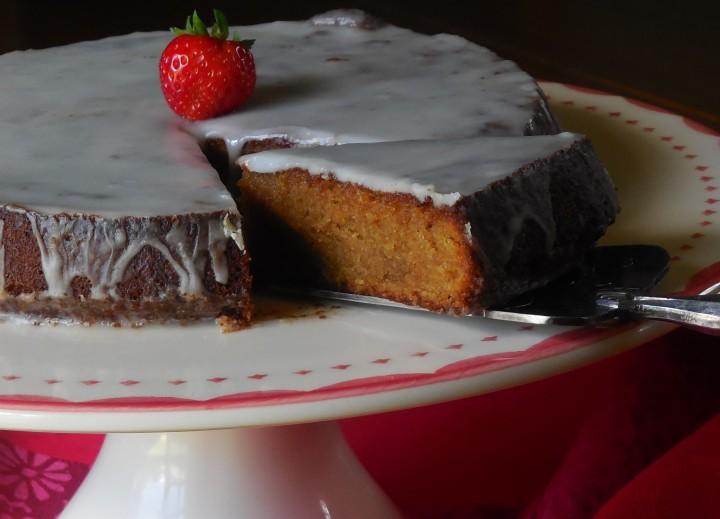 Gâteau Nantais [Défi Nos Régions ont du GoûtM07]