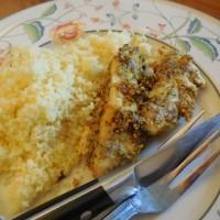 Aiguillettes de poulet panées aux graines de Y. Ottolenghi