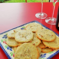Biscuits salés aux blancs d'oeuf