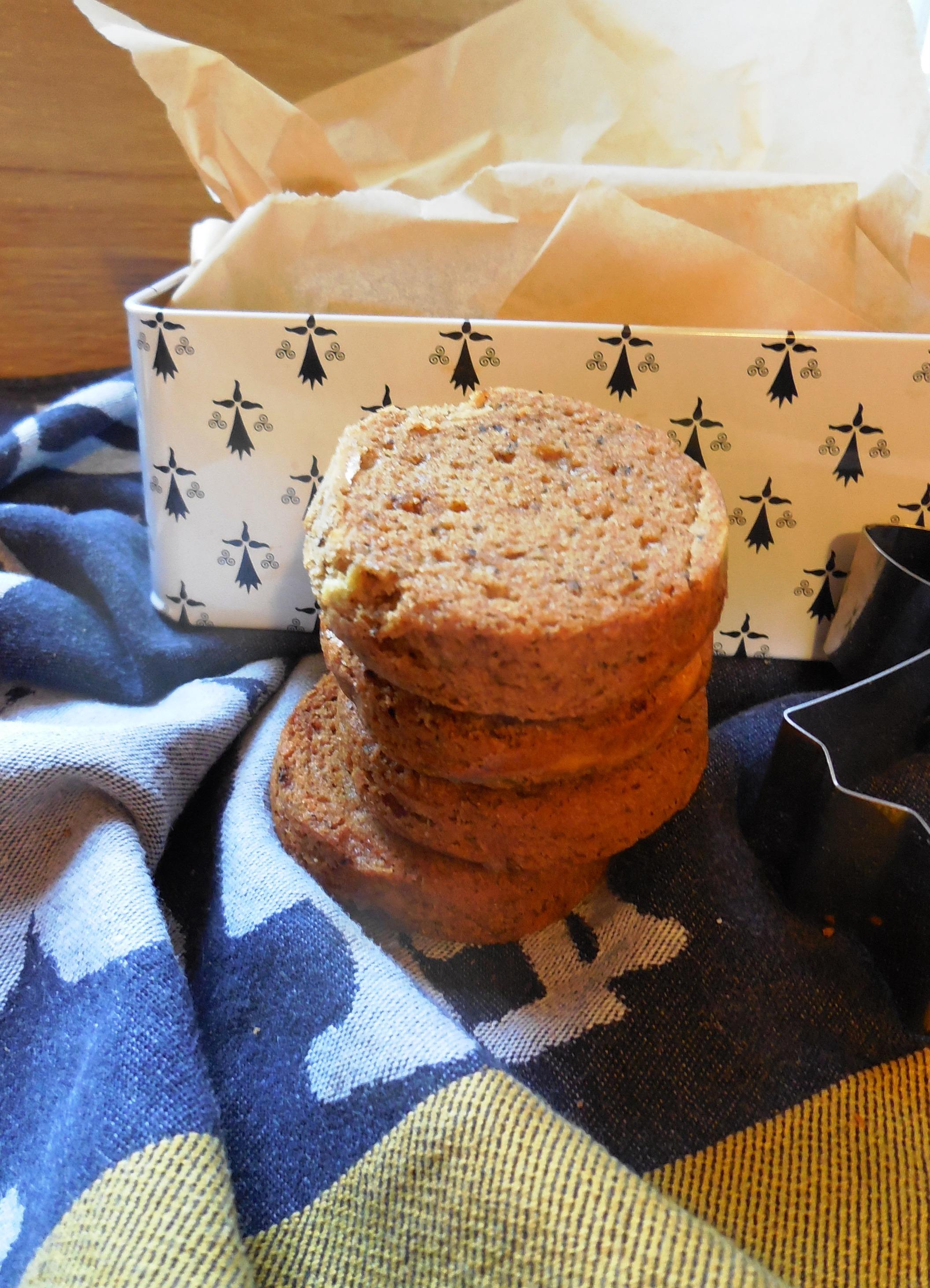 Palets bretons au sarrasin
