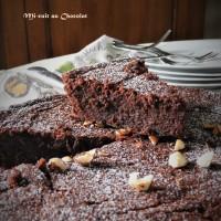 Mi-cuit au chocolat de Suzy Palatin