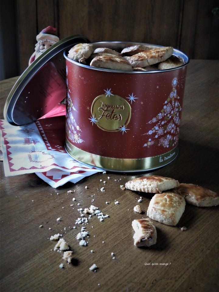Losanges, petits biscuits deNoël
