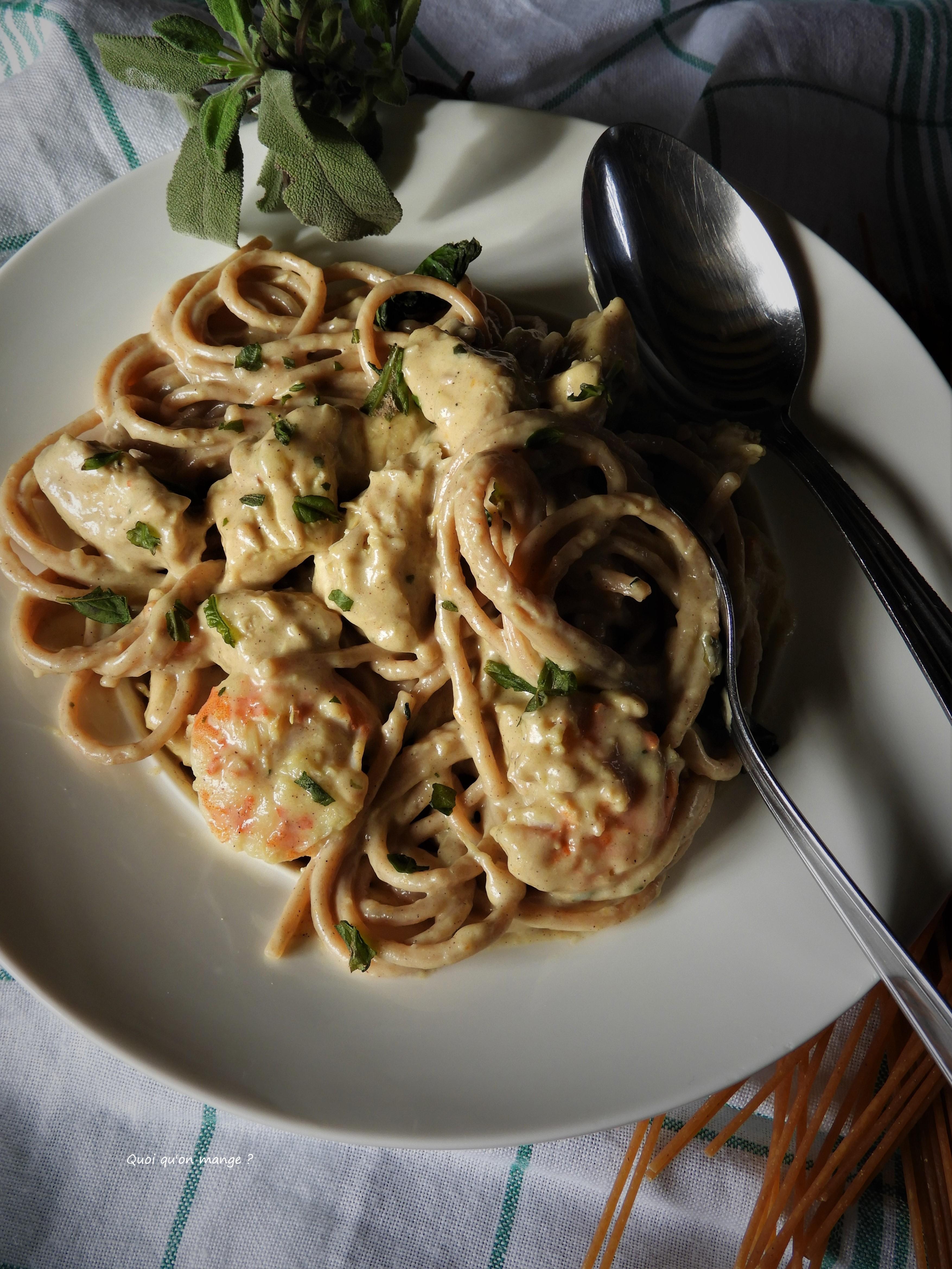 One Pot Pasta saveurs Thaï