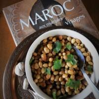 Loubia Hamra, haricots coco à la marocaine
