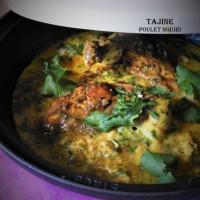 Tajine de poulet Souiri