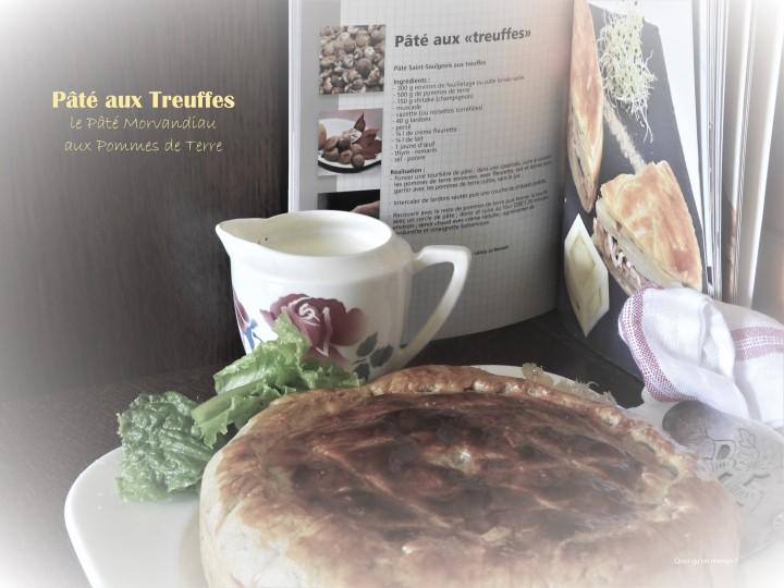 Pâté aux treuffes, le pâté morvandiau aux pommes deterre